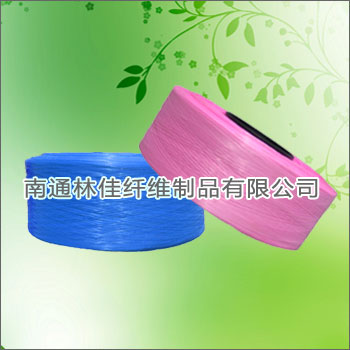 PP high-strength yarn for industrial use